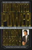 Unlimited power by Robbins, Anthony., Anthony Robbins