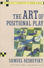 Cover of: Art of Positional Play (Chess)