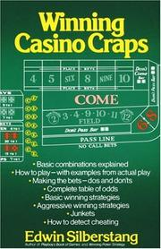 Cover of: Winning Casino Craps (Other)