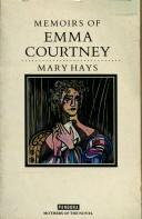 Cover of: Memoirs of Emma Courtney | Mary Hays