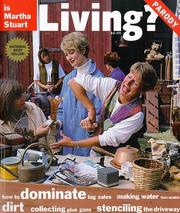 Cover of: Is Martha Stuart Living? | Tom Connor