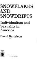Cover of: Snowflakes and snowdrifts