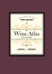 Cover of: The Wine Atlas of Canada