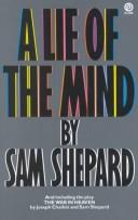 Cover of: A lie of the mind