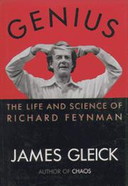Cover of: Genius: the life and science of Richard Feynman