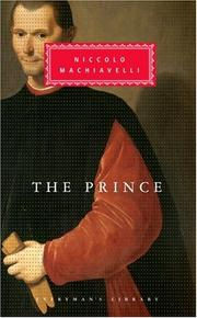 Cover of: The Prince | NiccolГІ Machiavelli