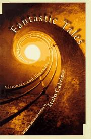 Cover of: Fantastic Tales: Visionary and Everyday