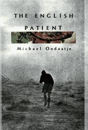 Cover of: The English patient