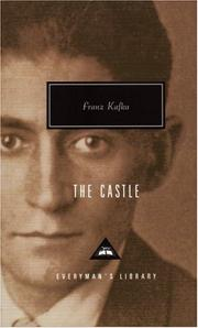Cover of: The Castle | Franz Kafka