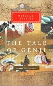 Cover of: The Tale of Genji