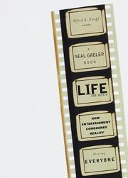 Life the movie by Neal Gabler