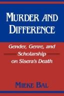 Cover of: Murder and Difference