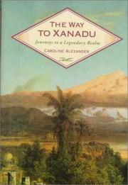 Cover of: The way to Xanadu