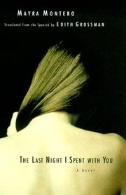 Cover of: The Last Night I Spent With You