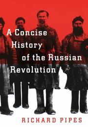 Cover of: A concise history of the Russian Revolution