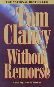 Cover of: Without Remorse (Tom Clancy)