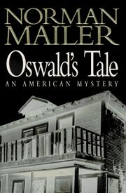 Cover of: Oswald's Tale: an American mystery