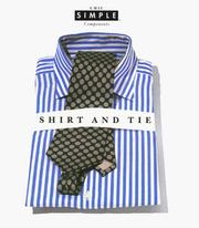 Cover of: Shirt and tie