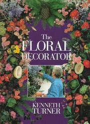Cover of: The Floral Decorator