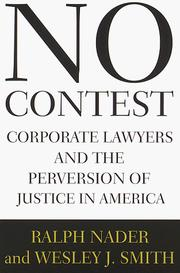 Cover of: No contest