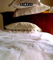 Cover of: Bed linens