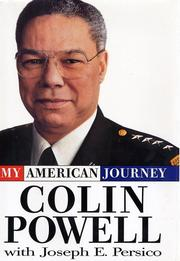 Cover of: My American journey | Colin L. Powell