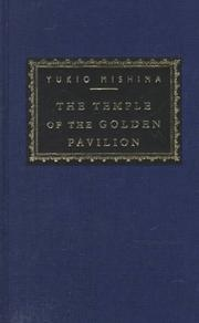 Cover of: The Temple of the Golden Pavilion