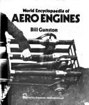 Cover of: World encyclopaedia of aero engines