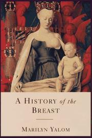 Cover of: A history of the breast