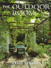 Cover of: The outdoor room