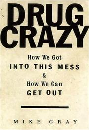 Cover of: Drug Crazy