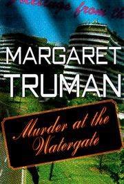 Cover of: Murder at the Watergate