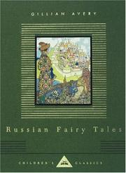 Cover of: Russian fairy tales