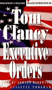 Cover of: Executive Orders (Tom Clancy)