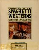 Cover of: Spaghetti Westerns