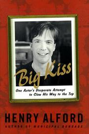 Cover of: Big Kiss | Henry Alford