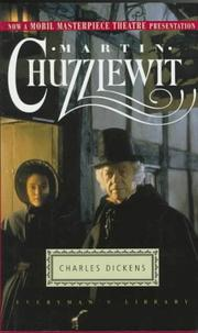 Cover of: Martin Chuzzlewit | Nancy Holder