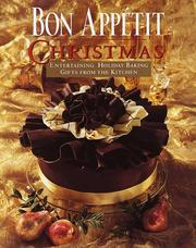 Cover of: Bon Appetit Christmas