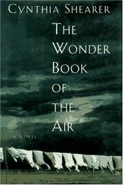 Cover of: The wonder book of the air