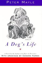 Cover of: A dog's life