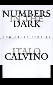 Cover of: Numbers in the Dark: And Other Stories