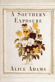Cover of: A southern exposure | Alice Adams