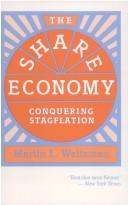 The share economy by Martin L. Weitzman