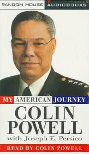 Cover of: My American Journey