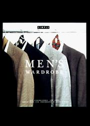 Cover of: Men's wardrobe