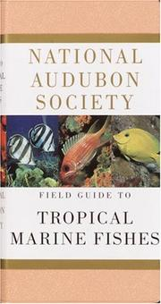 Cover of: National Audubon Society Field Guide to Tropical Marine Fishes