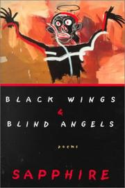 Cover of: Black wings & blind angels: Poems