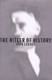 Cover of: The Hitler of history