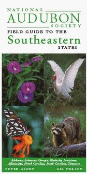 Cover of: National Audubon Society Regional Guide to the Southeastern States