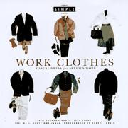 Cover of: Work clothes